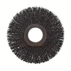 Kefový prstenec - OCEĽOVÝ DRÔT 100 mm, 0,45 mm