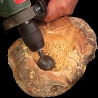 Dlabacia guľôčka do vŕtačky Kirjes Orbi Cut vyberte priemer