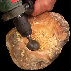 Sada OrbiCut 20 mm+40mm-Dlabacia gulôčka do vrtačky