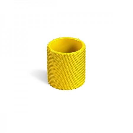 Prstencová ihličková rašpľa JEMNÁ krátka  25,4 mm