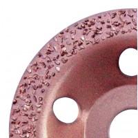 Tvrdokovový brúsny kotúč  (stredný) 115 mm
