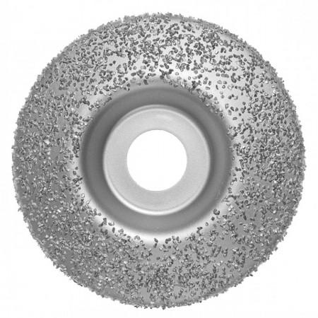 Tvrdokovový brúsny kotúč (jemný plochy) 115