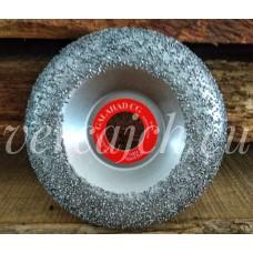 Tvrdokovový brúsny kotúč (jemný guľaty) 115